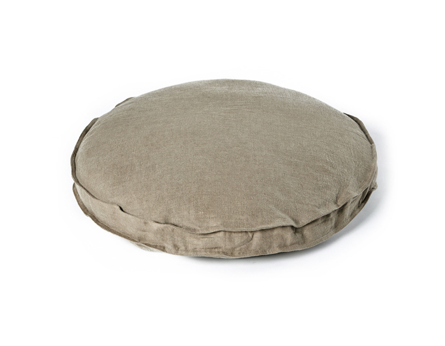 buddy pet cushion - brown